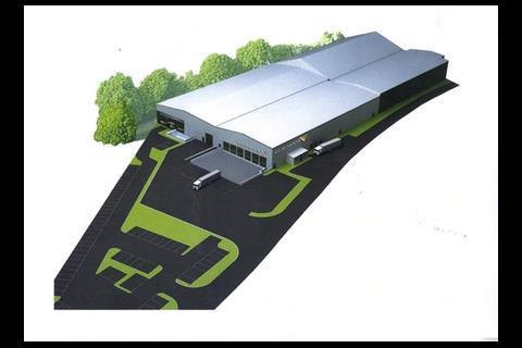 Atherstone Warehouse